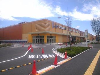 9月17日にオープンしたららぽーと新三郷