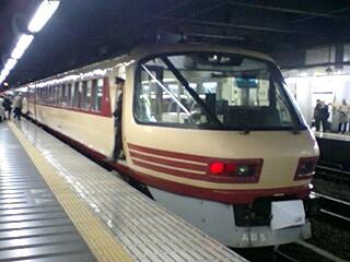 485 雷鳥 京都