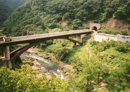 JR保津峡