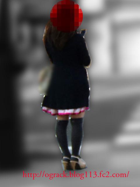 (ナンパ画像) 駅前にて声かけ2
