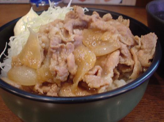洋食屋キッチン大(DAI)のスタミナ丼ライス大盛り014
