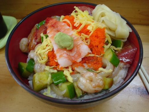 新小岩北口海鮮丼の丼丸(どんまる)010