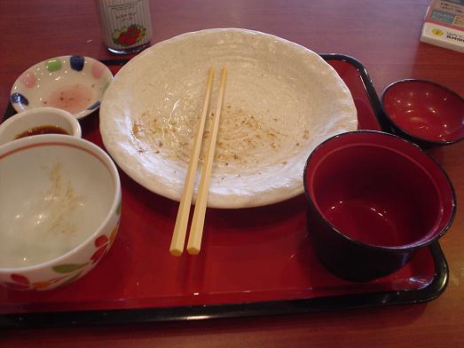 新津田沼駅イトーヨーカドービル内のファミールの食べ放題009