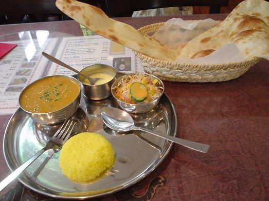 西千葉のインド料理店「ガザル」はナン食べ放題011