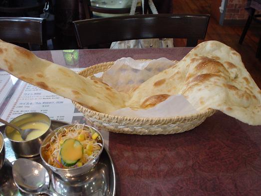 西千葉のインド料理店「ガザル」はナン食べ放題013
