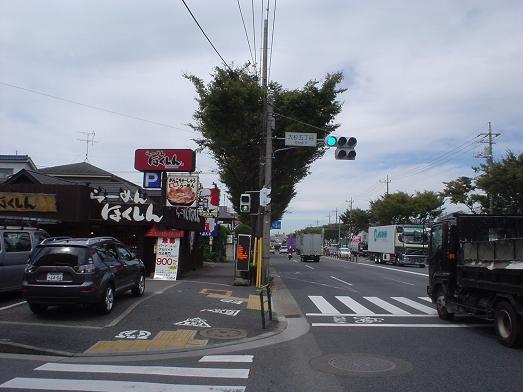 東京環七の行列の出来るがんこラーメン店ほくしん001