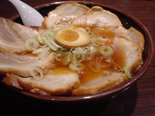 らーめんほくしん 江戸川大杉店でがんこチャーシューメン020