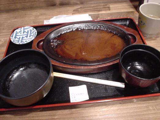 市川食堂なす味噌炒め定食021