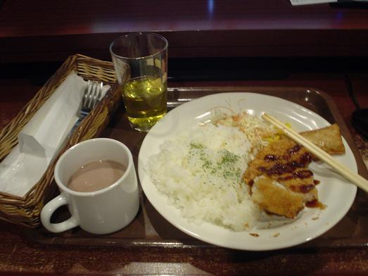 ネットカフェの快活clubのお得な500円ランチ006