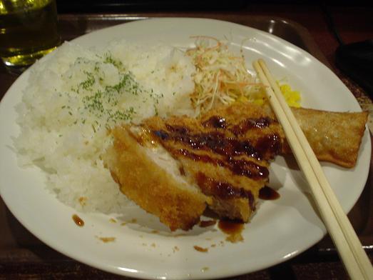 ネットカフェの快活clubのお得な500円ランチ007