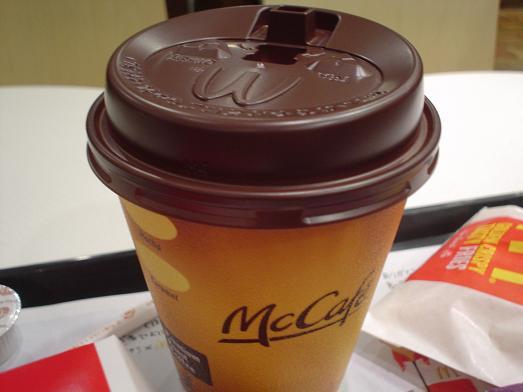 マクドナルドのビッグマックセット027