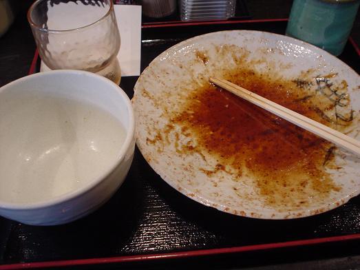 まんぷく食堂で回鍋肉(ホイコーロー)017