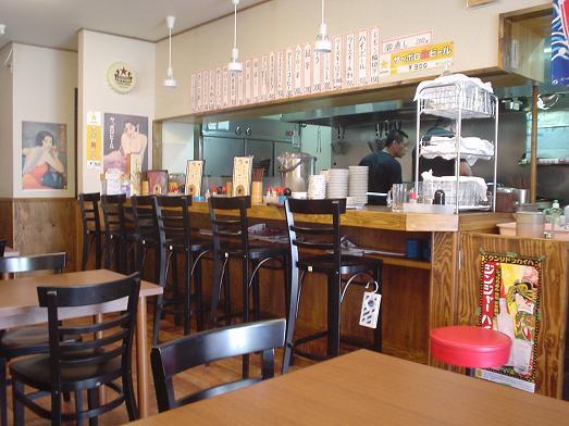 本八幡の中華ラーメン店まるはん006