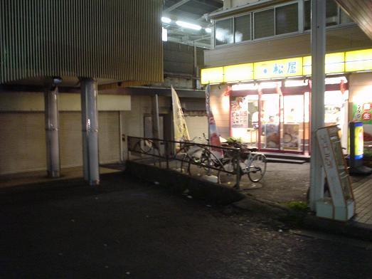 新小岩駅のガード下のラーメン店「むねや」の開店時間008