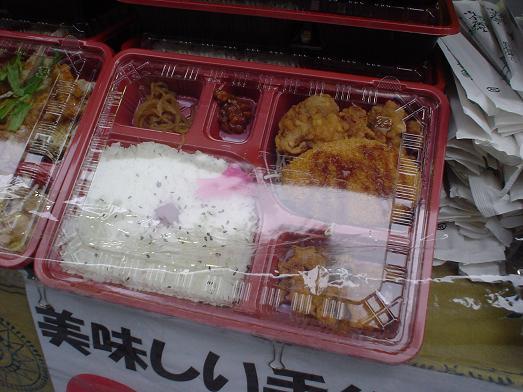 秋葉原の昭和食堂は超激安のお弁当もおすすめ010