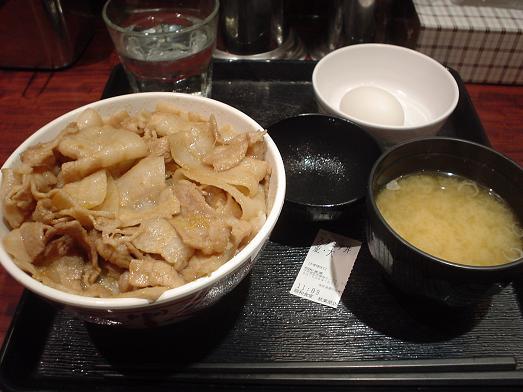 秋葉原の昭和食堂のスタミナ丼大盛り015