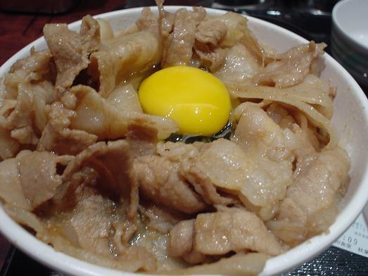 秋葉原の昭和食堂のスタミナ丼大盛り019