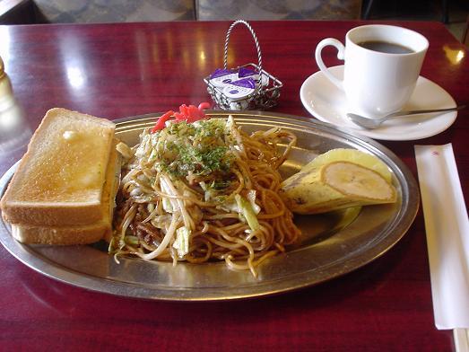 レストラン喫茶タクトのモーニングサービス032