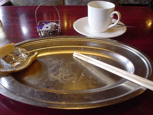 レストラン喫茶タクトのモーニングサービス037