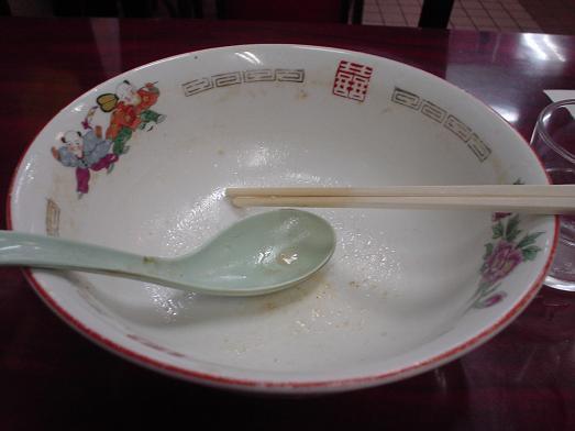 本八幡中華料理若松麺大盛り野菜増量無料008