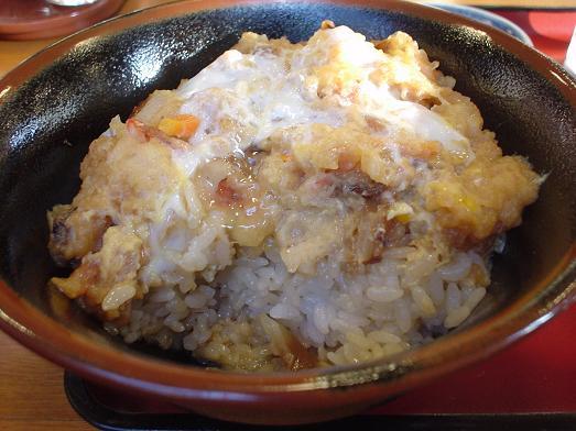 山田うどんのかき揚げ丼セットはボリューム満点でお得!020