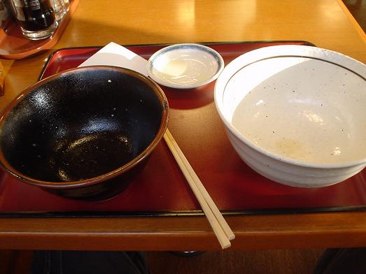 山田うどんのかき揚げ丼セットはボリューム満点でお得!021