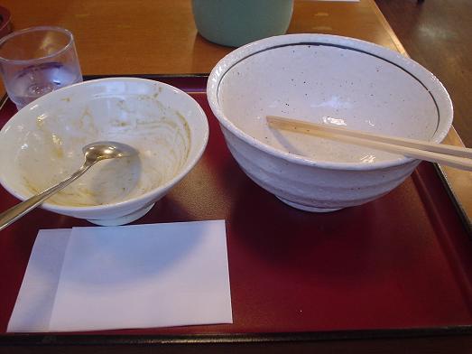 山田うどんの激安!超お得朝食メニュー043