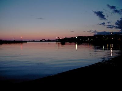 港夜景 016