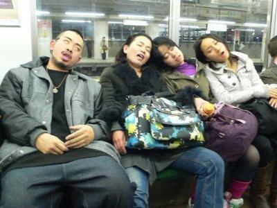 2月28日電車