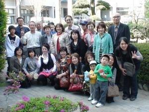 4月12日佐賀大家族