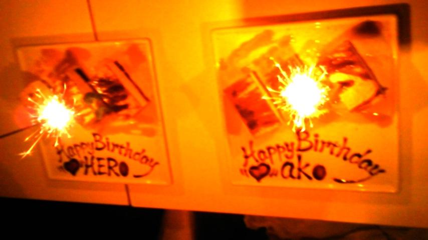 6月4日お誕生会ケーキ