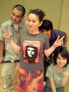 8月6日NHK囲まれて