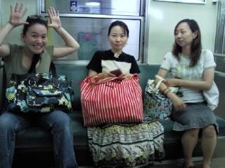 8月7日電車