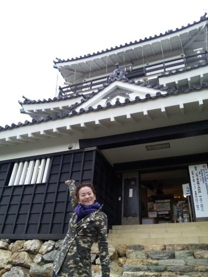 11月13日浜松城
