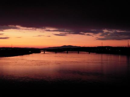 秋田大橋朝20081208-0004