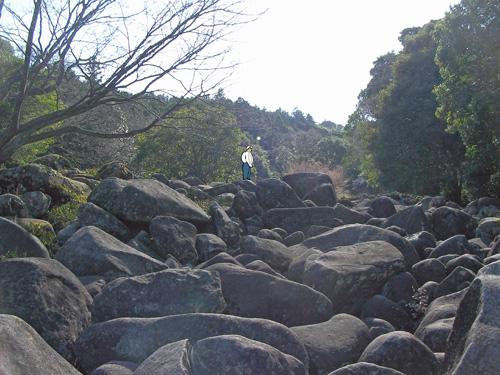 大岩ゴロゴロ4