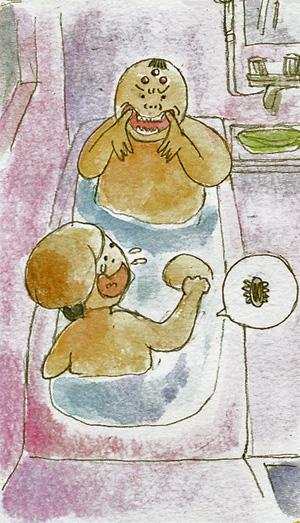 ありと蜘蛛2