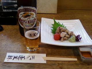 蓬莱ビール