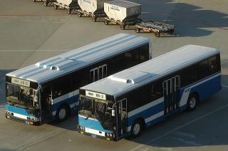 ANAのバス