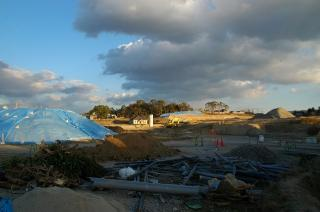 日清紡針崎工場の跡地