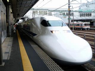 こだま634号 700系新幹線