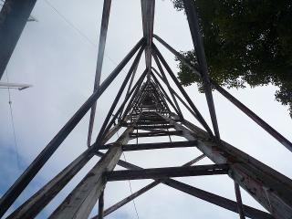 海部郡大治町大字西條の火の見櫓