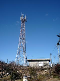 電話の基地局