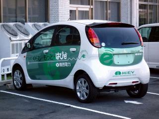 関西電力  i MiEV