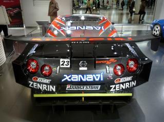 #23 XANAVI NISMO GT-R