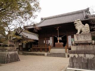 春日神社 狛犬