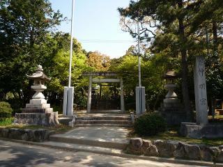 戸崎町神明宮