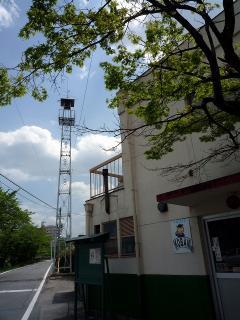 岡崎市伊賀町の火の見櫓