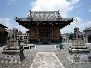 井内八幡宮