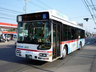 日野 ブルーリボンシティ ハイブリッドバス